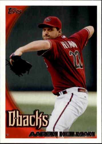 Photo of 2010 Topps Update #US294 Aaron Heilman