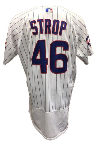 Photo of Pedro Strop Jersey -- 2016 World Champion Season