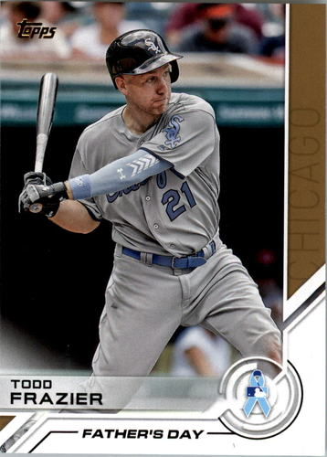 Photo of 2017 Topps Salute #S67 Todd Frazier