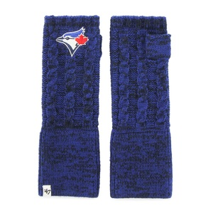 Toronto Blue Jays Women's Prima Arm Warmer Knit Royal by '47 Brand