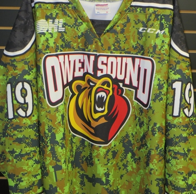 Chase Campbell camo jersey