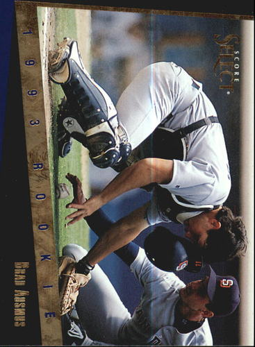 Photo of 1993 Select Rookie/Traded #83T Brad Ausmus