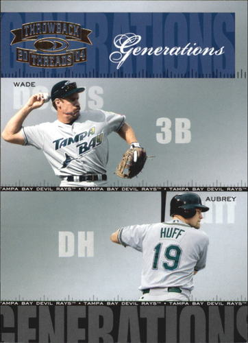 Photo of 2004 Throwback Threads Generations #2 W.Boggs/A.Huff