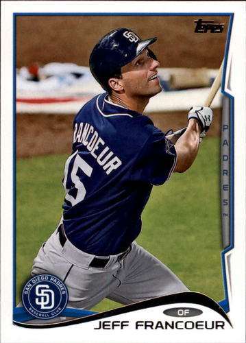 Photo of 2014 Topps Update #US167 Jeff Francoeur