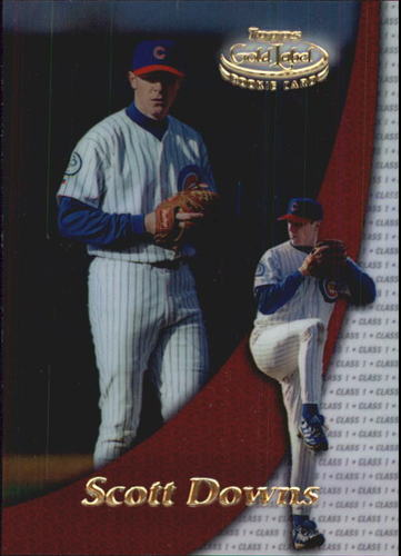 Photo of 2000 Topps Gold Label Class 1 #99 Scott Downs RC