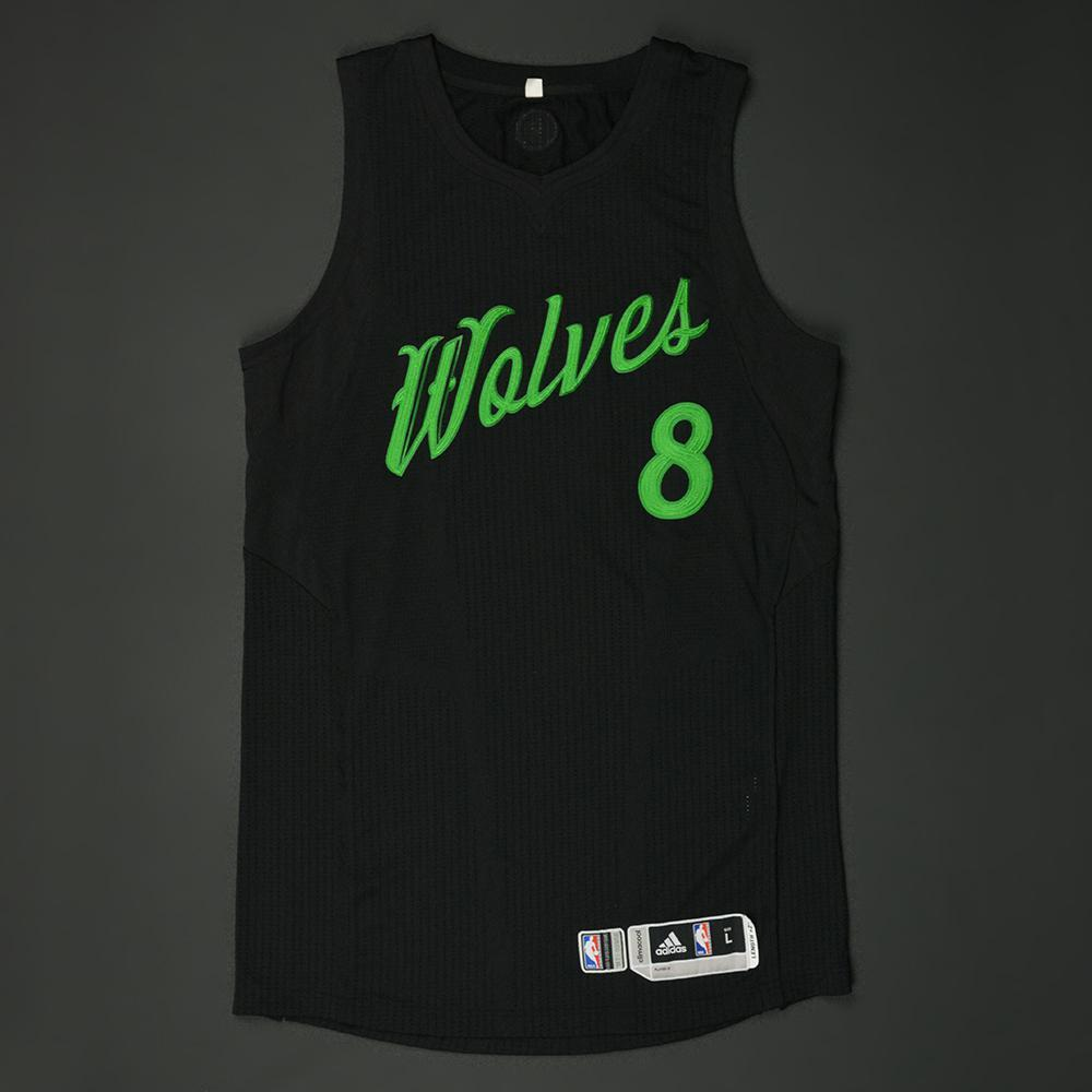 eb94e728a84 Zach LaVine - Minnesota Timberwolves - NBA Christmas Day  16 - Game-Worn  Jersey