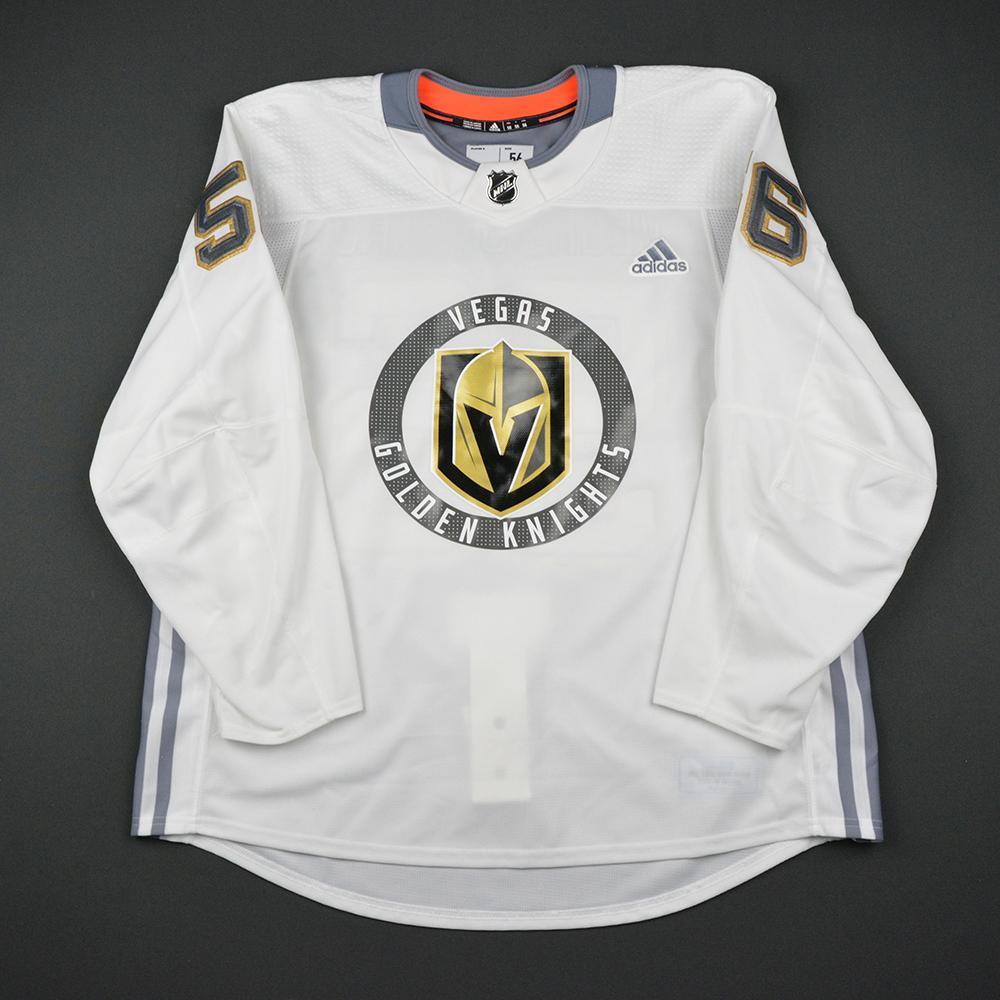 Erik Haula Warmup Worn/Autographed Practice Jersey - Vegas Golden Knights