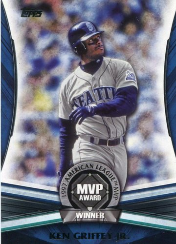 Photo of 2017 Topps Update MVP Award #MVP11 Ken Griffey Jr.