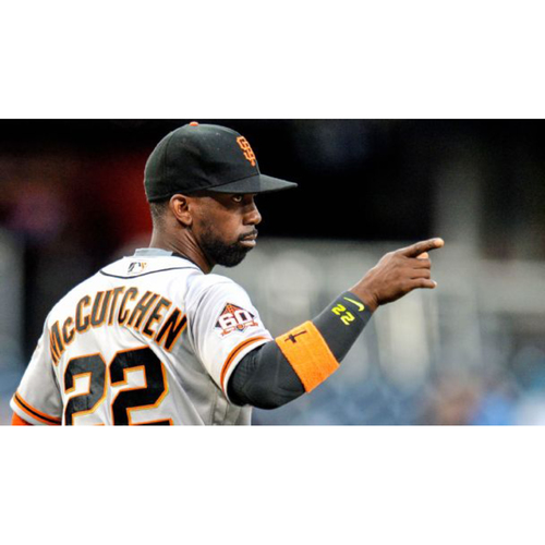 Photo of Giants Wives Auction: Pre-Game Field Visit and Andrew McCutchen Meet & Greet with Voicemail Recording