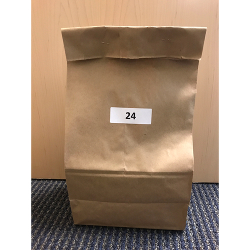 Photo of Los Angeles Dodgers Foundation: Game-Used Jersey - 2018 NLCS Game 5 Mystery Bag-Fundraiser Bag-24