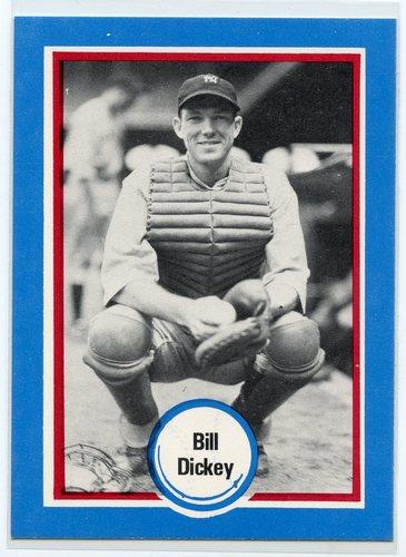 Photo of 1976 Shakey's Pizza #71 Bill Dickey