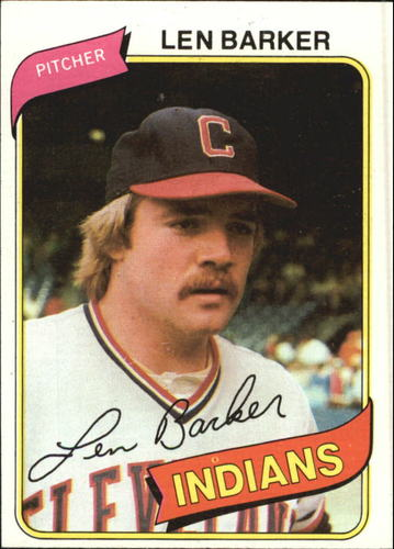 Photo of 1980 Topps #227 Len Barker