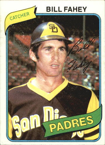 Photo of 1980 Topps #44 Bill Fahey