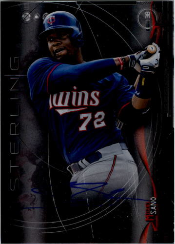 Photo of 2014 Bowman Sterling Prospect Autographs Miguel Sano