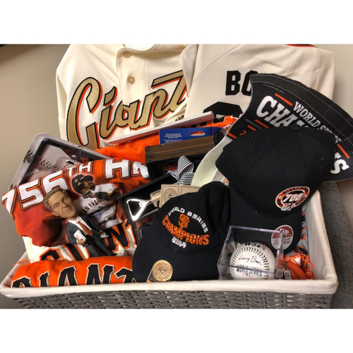 "Photo of Giants Wives Auction: Larry Baer ""Favorite Things"" Basket"