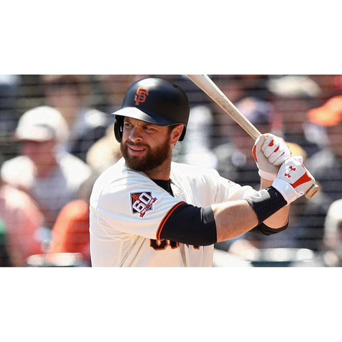 Giants Wives Auction: Pre-Game Field Visit and Brandon Belt Meet & Greet with Voicemail Recording