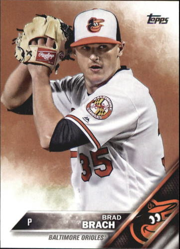 Photo of 2016 Topps Update #US197 Brad Brach