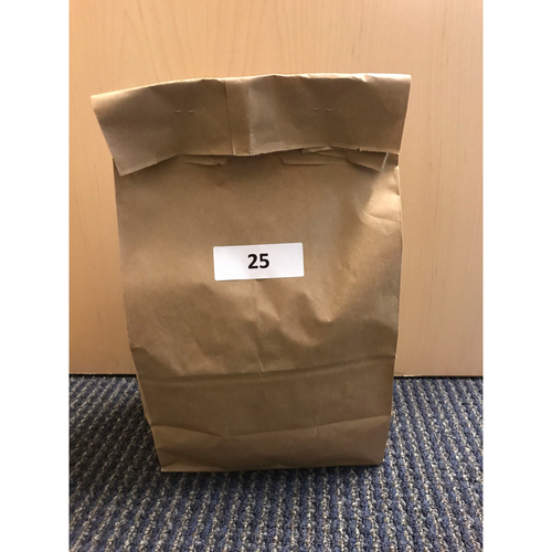 Photo of Los Angeles Dodgers Foundation: Game-Used Jersey - 2018 NLCS Game 5 Mystery Bag-Fundraiser Bag-25