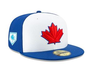 Toronto Blue Jays Authentic Collection 2019 Spring Training Cap by New Era