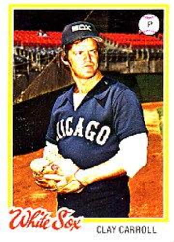 Photo of 1978 Topps #615 Clay Carroll