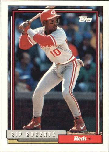 Photo of 1992 Topps Traded #92T Bip Roberts