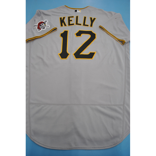 Photo of Don Kelly 2020 Team-Issued Road Gray Jersey