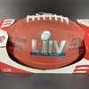 Legends - 49ers Jimmy Garoppolo Signed Authentic Football with Super Bowl 54 Logo