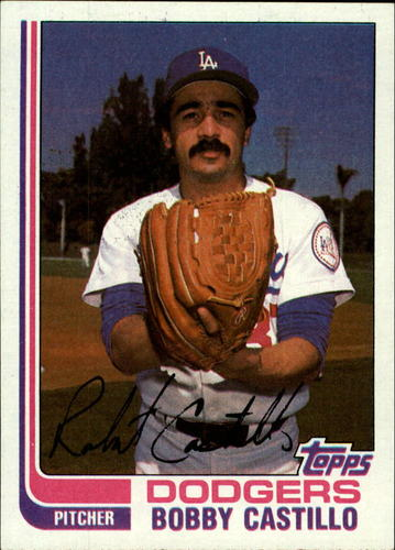 Photo of 1982 Topps #48 Bobby Castillo