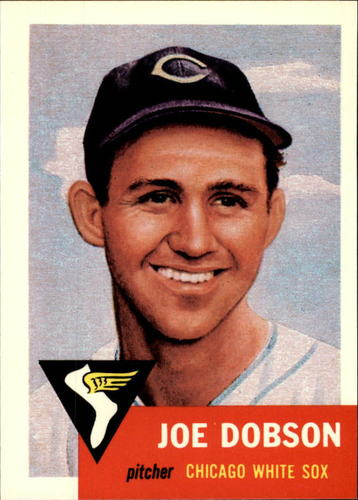 Photo of 1991 Topps Archives 1953 #5 Joe Dobson