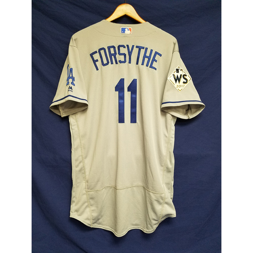 Photo of Logan Forsythe 2017 Road World Series Team-Issued Jersey