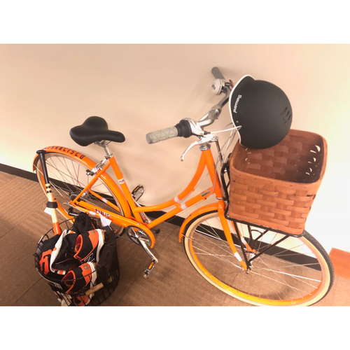 "Photo of Giants Wives Auction: Giants Bike & Cory Gearrin  ""Favorite Things"" Basket"