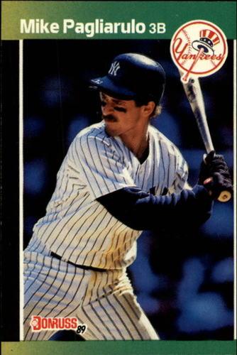 Photo of 1989 Donruss #127 Mike Pagliarulo