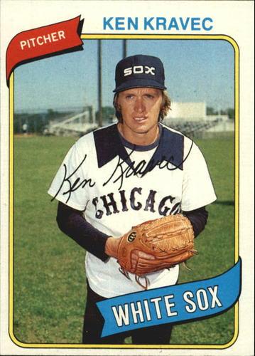Photo of 1980 Topps #575 Ken Kravec