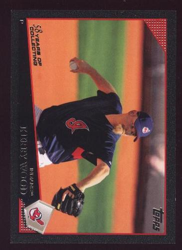 Photo of 2009 Topps Black #471 Kerry Wood