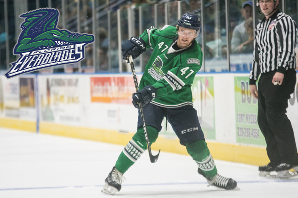 Photo of Everblades vs. Thunder Friday February 8th, 2019 at 7:30pm