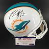 Dolphins - Branden Albert Signed Replica Helmet