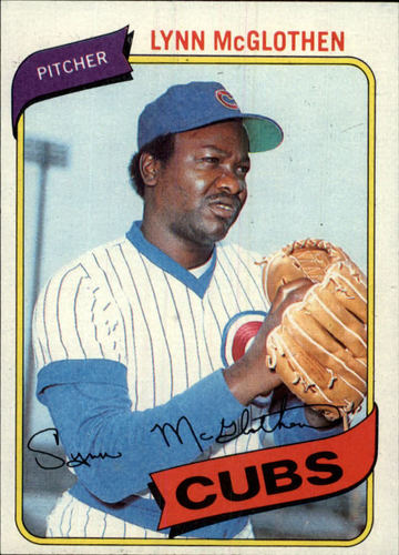 Photo of 1980 Topps #716 Lynn McGlothen