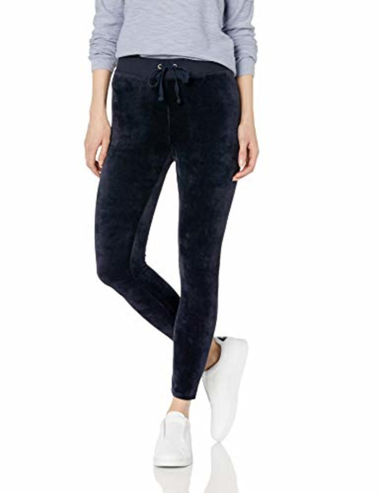 Photo of Juicy Couture Women's Track Stretch Velour Stirrup Legging