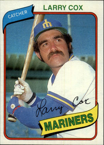 Photo of 1980 Topps #116 Larry Cox