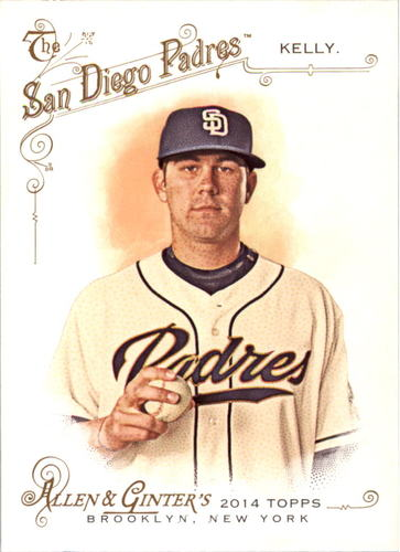 Photo of 2014 Topps Allen and Ginter #218 Casey Kelly