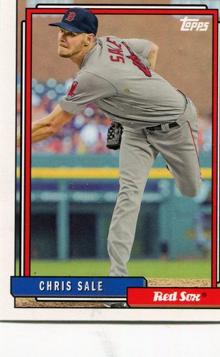 Photo of 2017 Topps Archives #235 Chris Sale