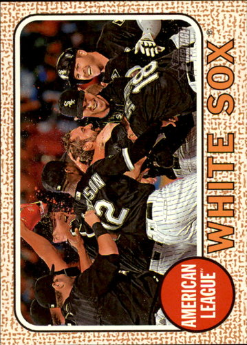 Photo of 2017 Topps Heritage #147 Chicago White Sox TC