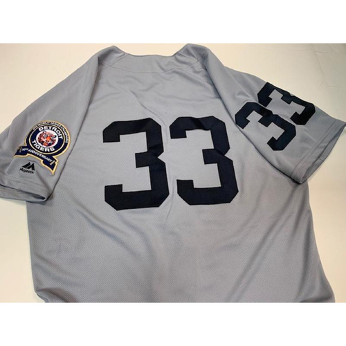 Photo of Team-Issued 1968 50th Anniversary Jersey: #33