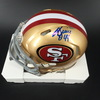 NFL - 49ers Kyle Juszczyk Signed Mini Helmet
