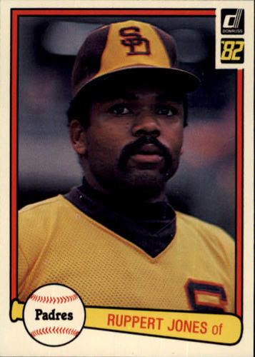 Photo of 1982 Donruss #346 Ruppert Jones