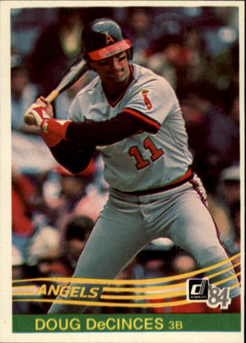 Photo of 1984 Donruss #230 Doug DeCinces