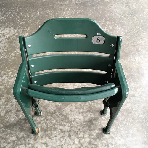 Photo of Team-Issued Miller Park Seat #5 (LOCAL PICKUP ONLY)