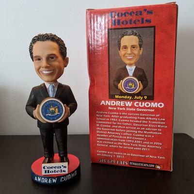 Governor Andrew Cuomo Bobblehead