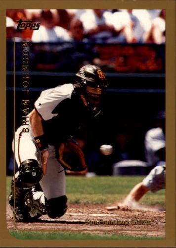 Photo of 1999 Topps #102 Brian Johnson