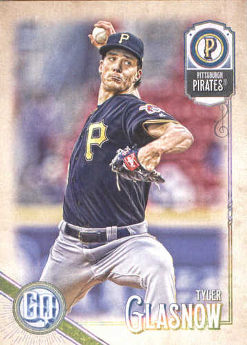 Photo of 2018 Topps Gypsy Queen #99 Tyler Glasnow